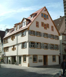 Kornmesserhaus Ulm, Atelier im Kornmesserhaus
