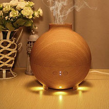 humidifier and aromatherapy diffuser for essential oils bring creative harmony to life