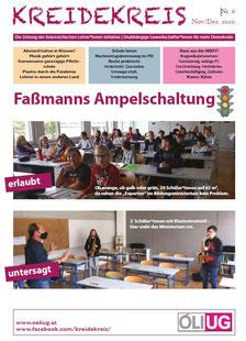 Der neue KREIDEKREIS e-paper Nr. 6 November/Dezember 2020