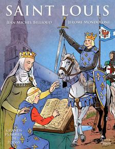 Couverture de la bande dessinée Saint Louis.Temple de Paris