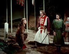 Film : King Richard and the Crusaders (1954). Temple de paris