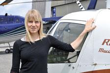 Helikopter selber fliegen für Frauen
