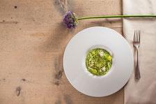 Rezept Ricetta Matteo Contiero vigilius mountain resort ***** Vigiljoch / Lana  - Gourmet Südtirol