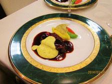 エゾシカ肉によるジビエ料理