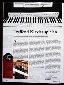 Glasmusikmagazin