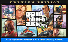 GTA V gratuit sur l'Epic Games Store