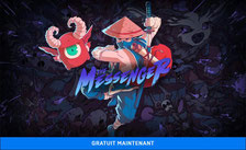The messenger gratuit Epic Games Store