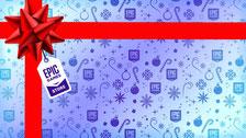 Epic Games Store jeux gratuits soldes NOEL