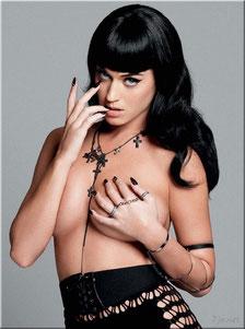 Katy Perry, Soleil conjoint à Pluton