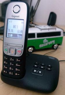 Telefonstörung behoben