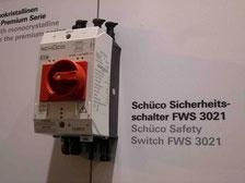 Feuerwehr - Schalter PV