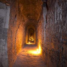 Калачеевская пещера. Читать статью здесь