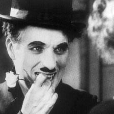 Чарли Чаплин — блондин без усов. Разрыв шаблонов об актёре.