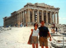 El Partenon -Atenas (Grecia)
