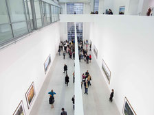Top 5 art galleries in Berlin (walk)