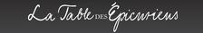 Table des épicuriens du Domaine de Beunes