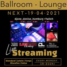 Ballroom.TV mit DJane Denise L'