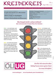 Der neue KREIDEKREIS e-paper Nr. 5 September 2020