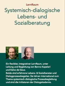 Ausbildung zum systemisch-dialogischen Lebens- und Sozialberater