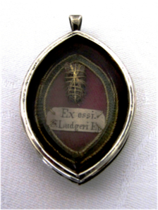 Ludgerus-Reliquie