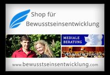 Shop für Bewusstseinsentwicklung