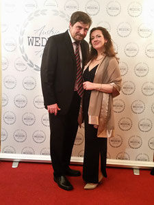 Helga Bauer Gospel4Wedding Finalist Austrian Wedding Award