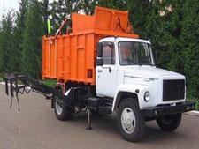 ГАЗ 3309 ломовоз