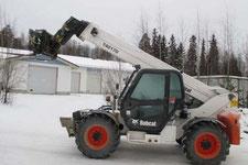 Bobcat T40170 EZ телескопический погрузчик спб