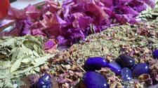 fitoterapia, semillas, hierbas, minerales, cuarzos, LaCasaDeLasMariposas