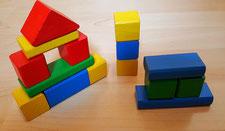 Bausteine, Spielzeug,Erziehen, Erziehung, Weg, Beratung, Kinder,Regeln, Grenzen