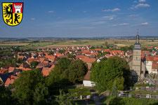Burgbernheim in der Kommunalen Allianz A7 Franken West