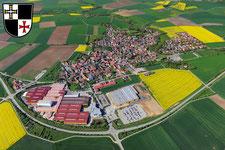 Ergersheim in der Kommunalen Allianz A7 Franken West