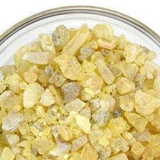 Räucherwerk Copal Oro Gold