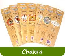 Chakra Räucherstäbchen von Berk