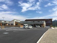 東医院駐車場整備工事