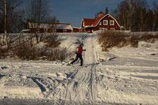 Ski in, ski out