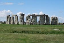 Stonehenge en Angleterre