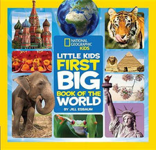 Baby Can Travel Store - National Geographic Kids - Little Kids First Big Book of the World