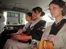 観光タクシー インバウンド誘致