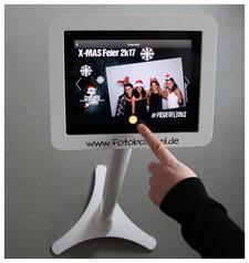 Fotobox Fotokiosk System