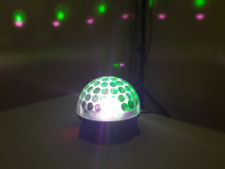 LED Christall Ball