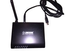 Wlan-USB Brücke für ILDA Interface