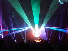 3W RGB Animation Laser DMX/ILDA