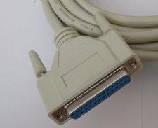 ILDA Kabel verschiedene Längen