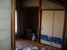 2階和室改修前