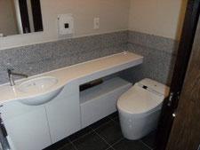 トイレ改修後