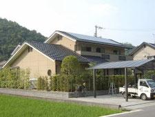 太陽光発電設備設置