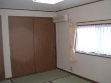 2階和室改修後