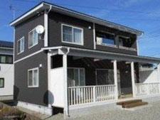 福島県会津美里町建築の様子