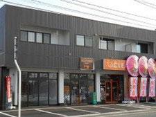 会津若松市河東町建築の様子
